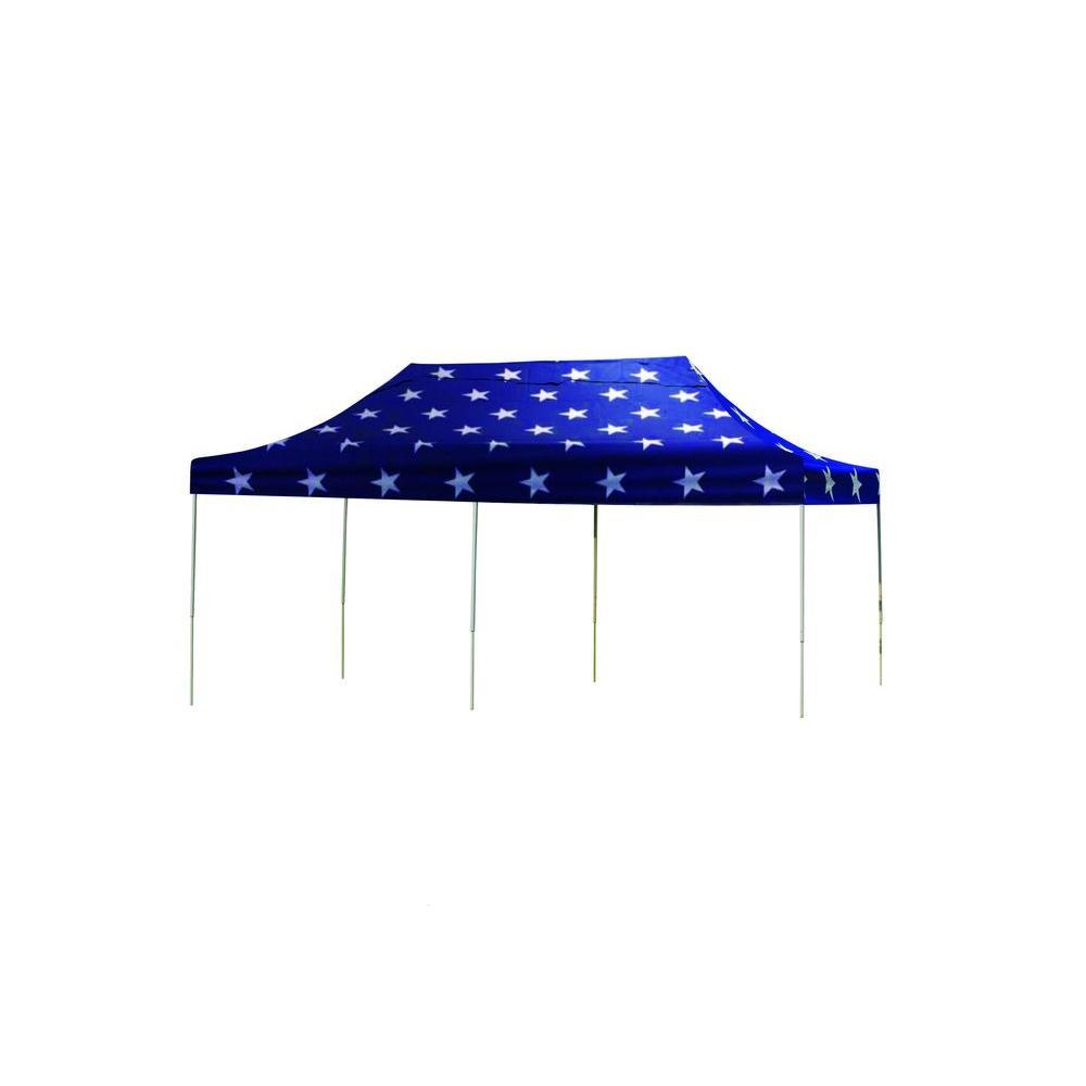ShelterLogic ST 10 ft. x 20 ft. Pop-Up Canopy