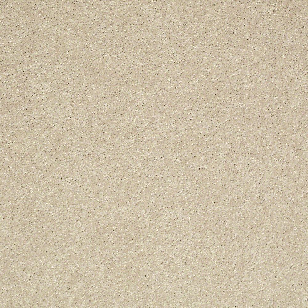 Carpet Sample - Brave Soul II 12 - In Color Tea and Honey 8 in. x 8 in.