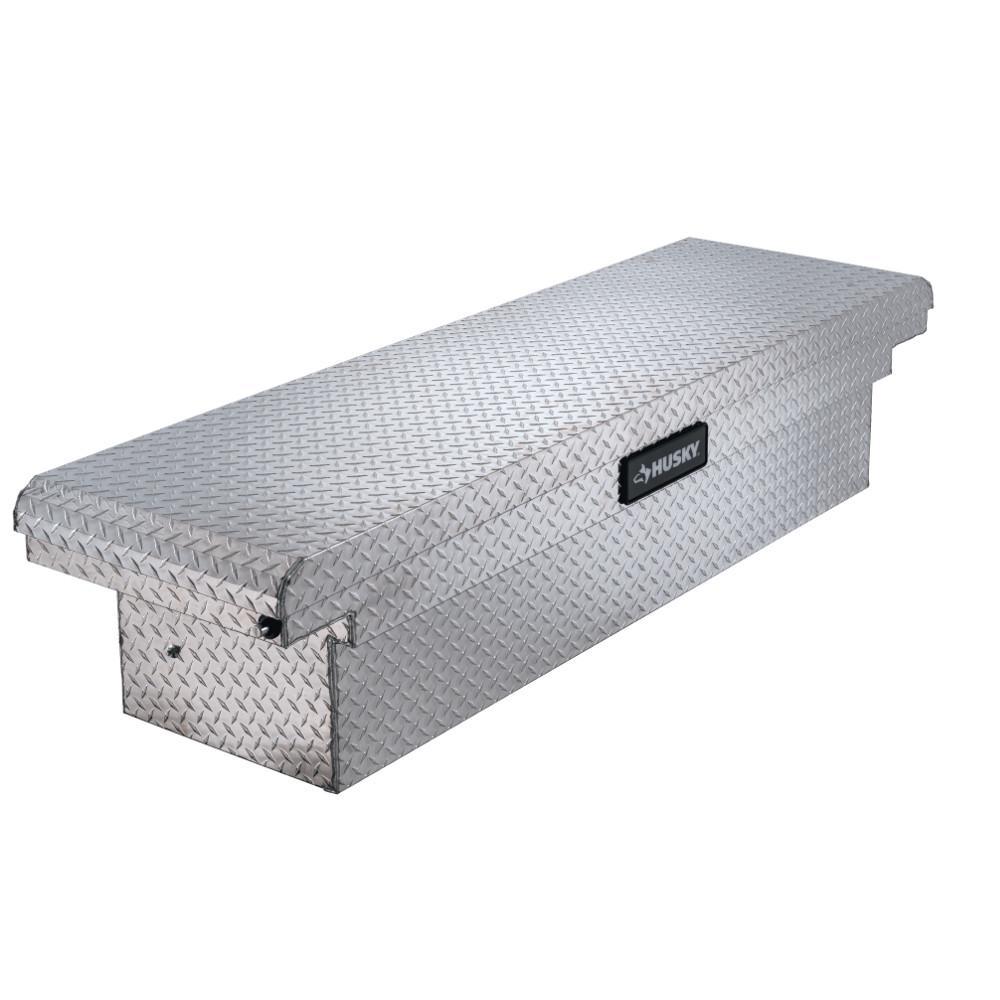 Aluminum Full Size Low Profile Saddle Truck Box 102101 9 01 The Home Depot
