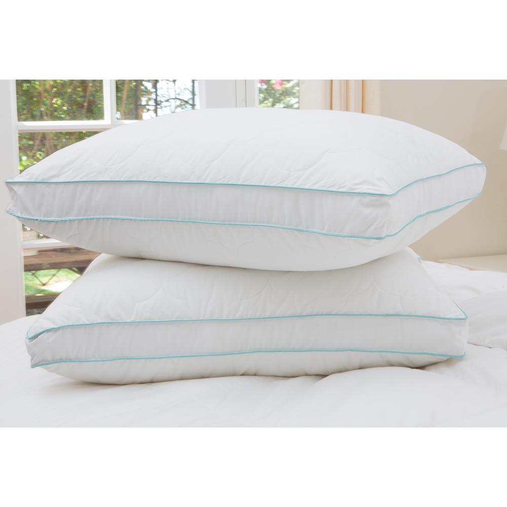 Bounce Down Alternative King Pillow (Set of 2)