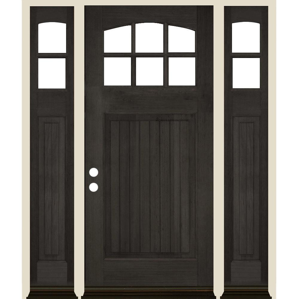36 X 80 Farmhouse Front Doors