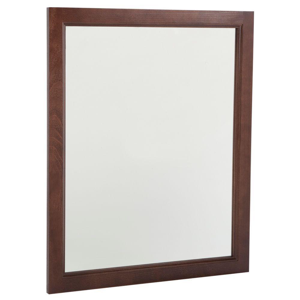 Regency 31 in. L x 26 in. W Wall Mirror in