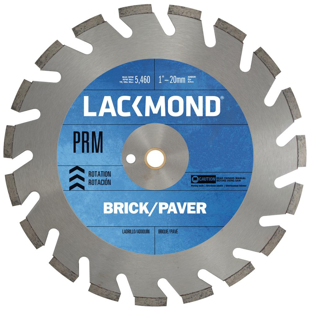 DCP-PRM Hard Materials Blade 18 in. x 0.140 in. - 1 in. Arbor