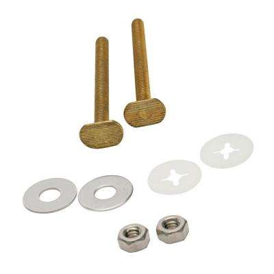 3 in. Bowl to Floor Bolts