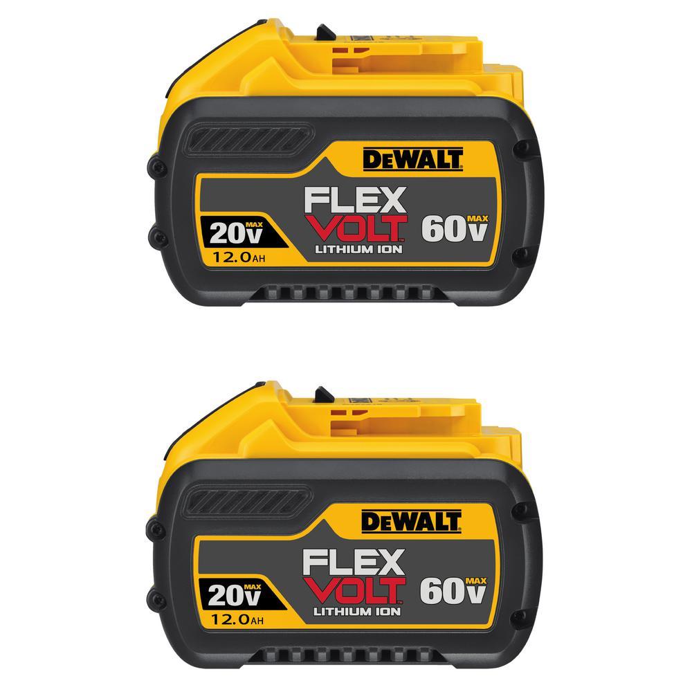 DeWALT DCV585T2 60-Volt 2-Gallon 125-Cfm T-Stak sans fil Aspirateur Kit