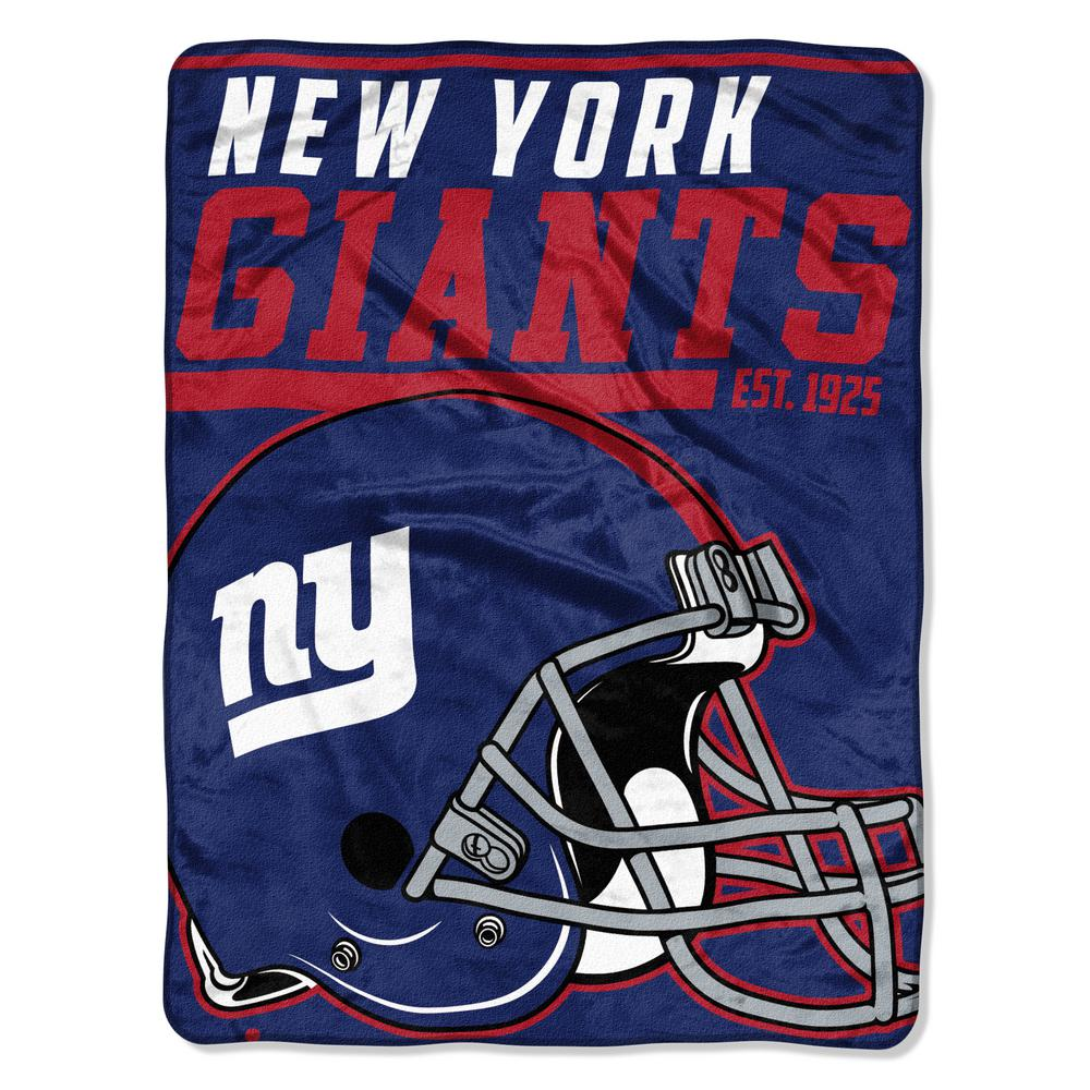 Dash Micro NY Giants 40 yds. Multi Color Polyester