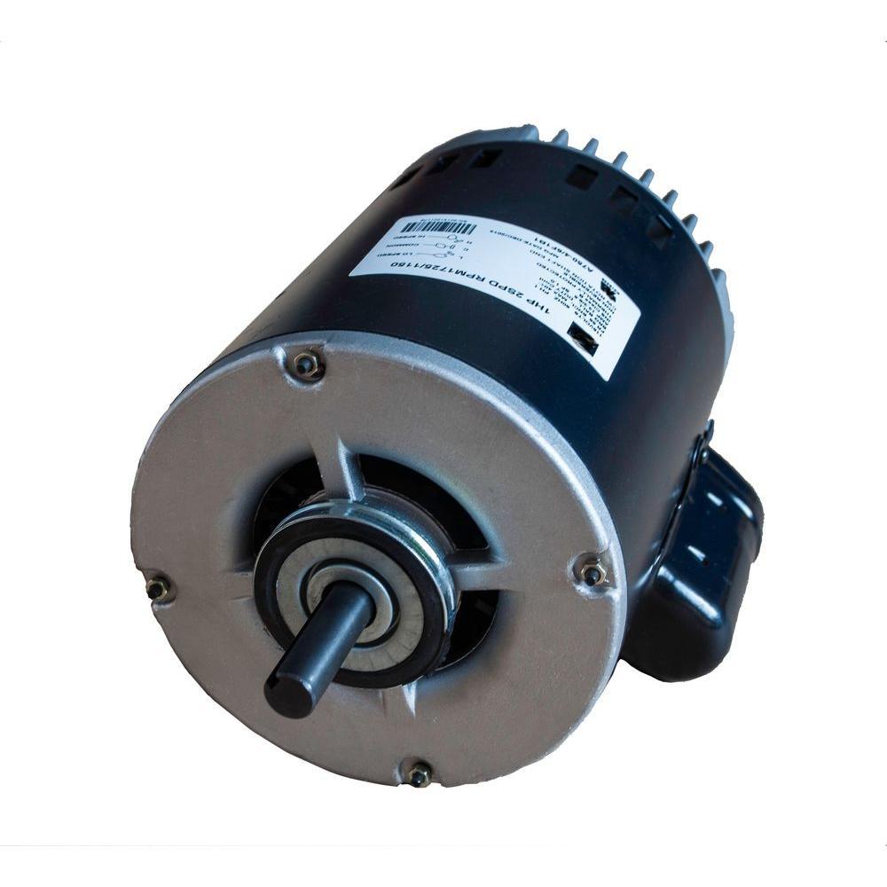 Hessaire 2 Speed 1 Hp 115 Volt Evaporative Cooler Motor