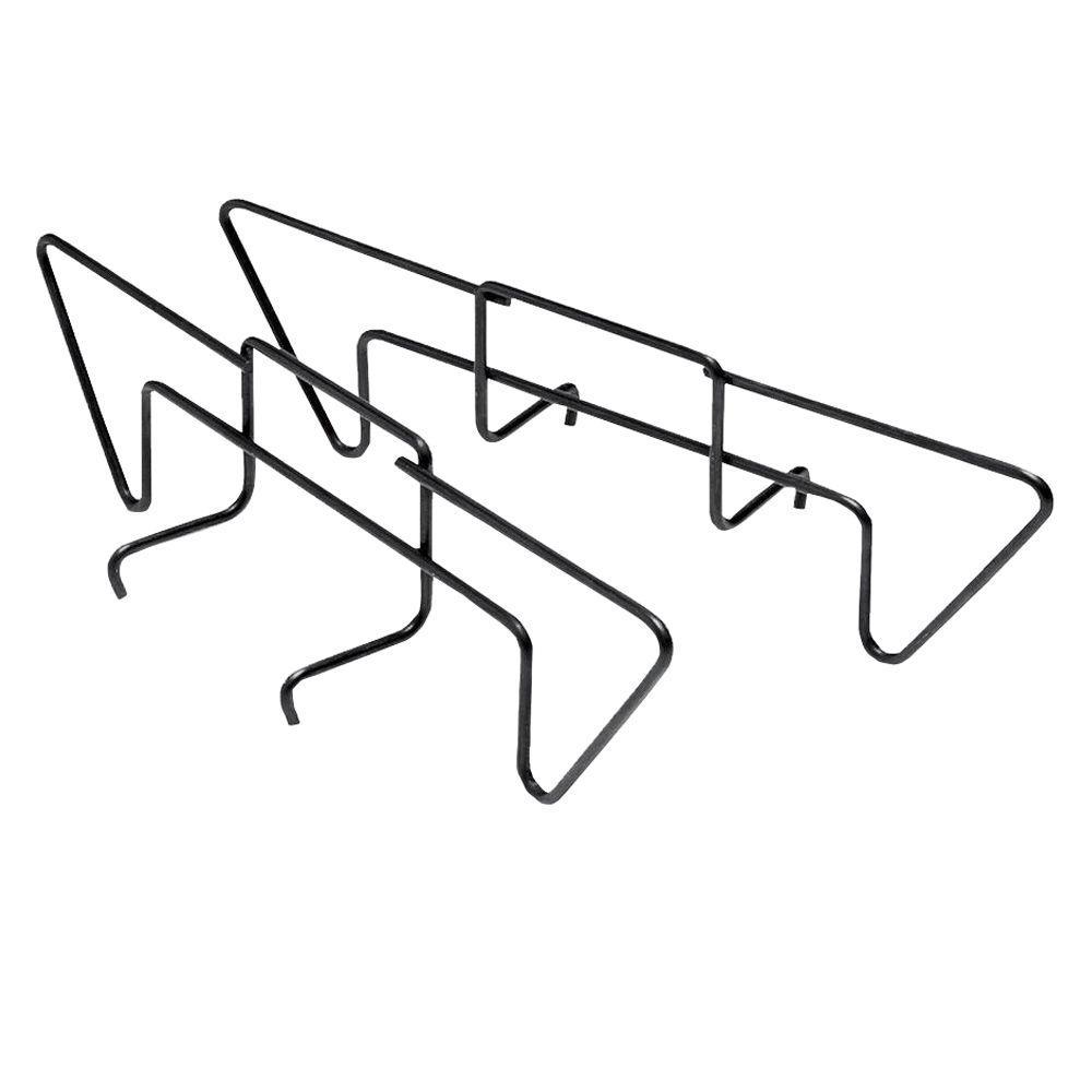 Charcoal Rails (2-Pack)