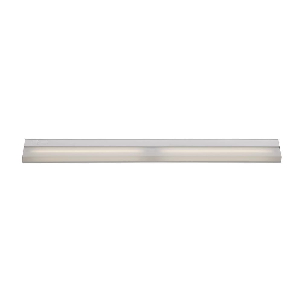 Progress Lighting 42 in. White Under Cabinet Light-P7016-30EBS - The ...