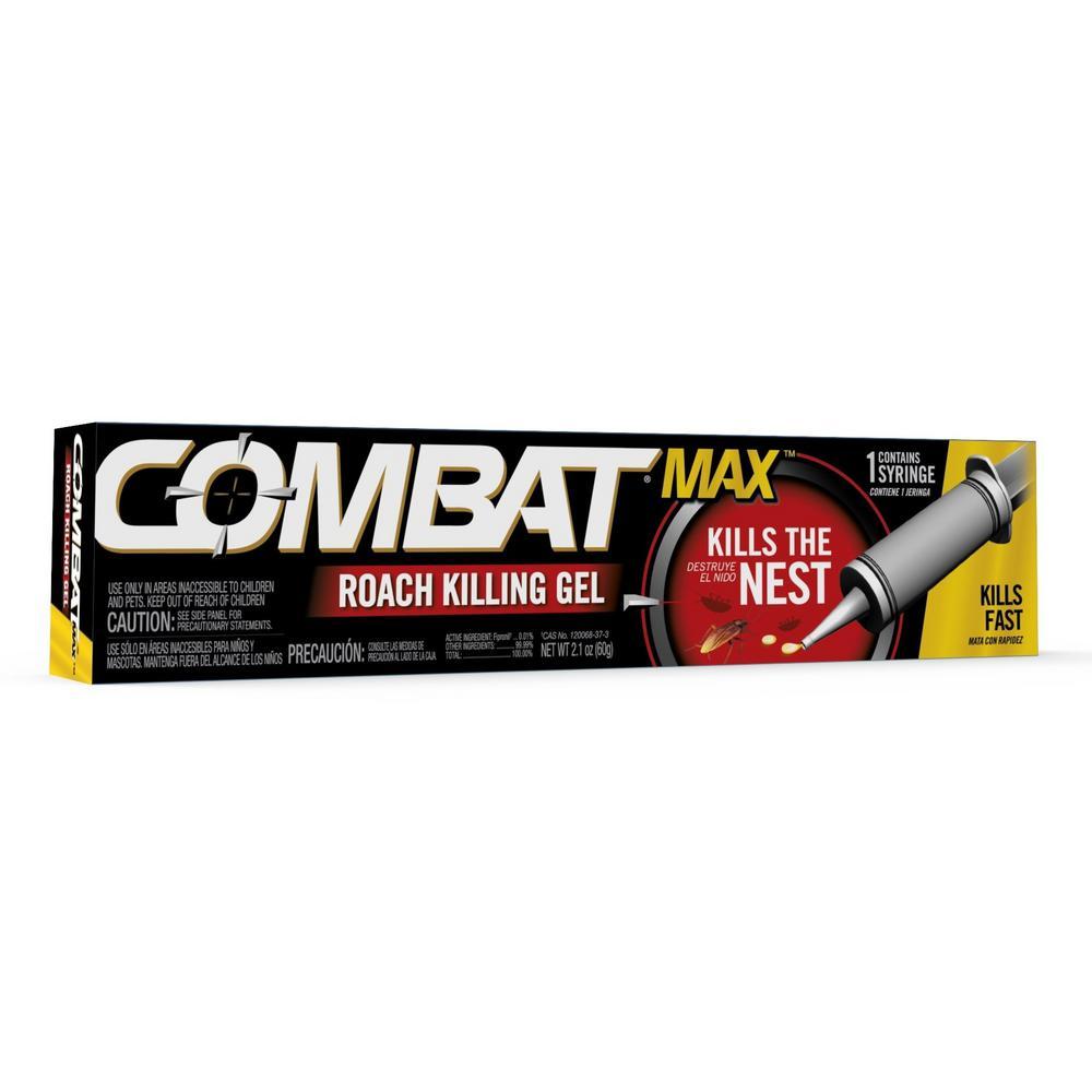 COMBAT 60 g Source Kill Max Roach Kill Gel