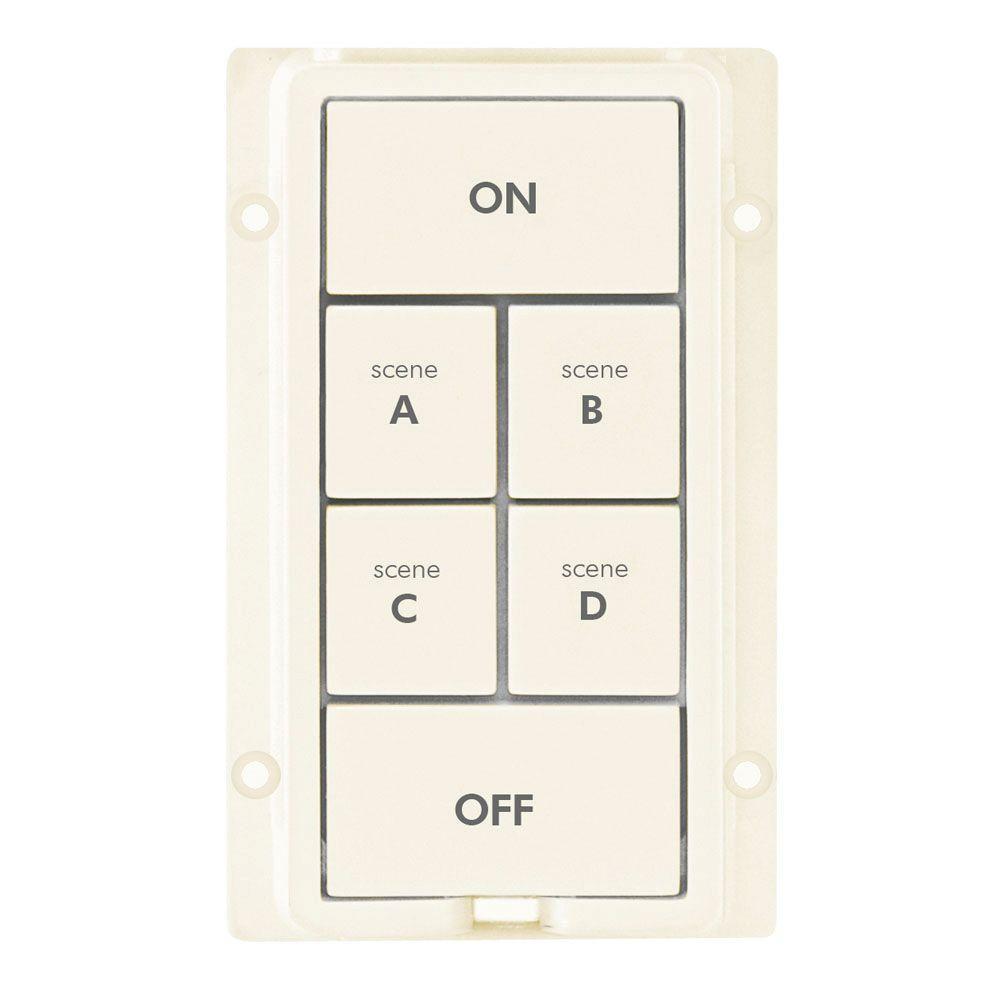 Insteon KeypadLinc 6-Button Changing Kit
