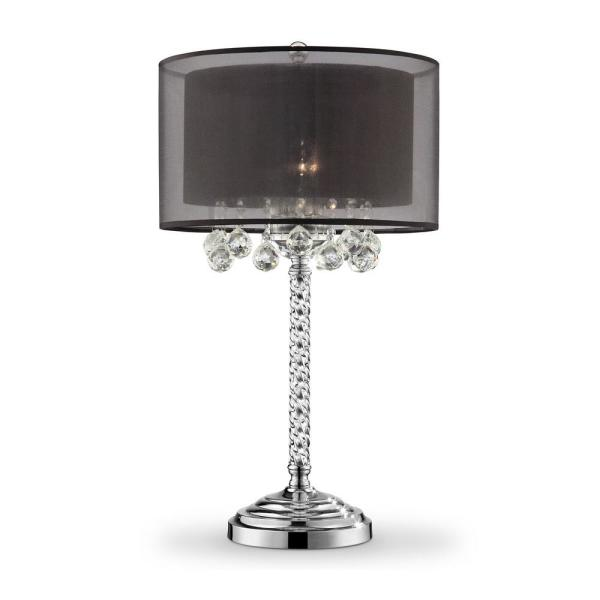 Black Shade Table Lamp