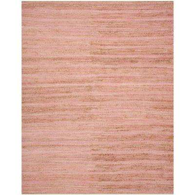 Cape Cod Light Pink 8 ft. x 10 ft. Area Rug