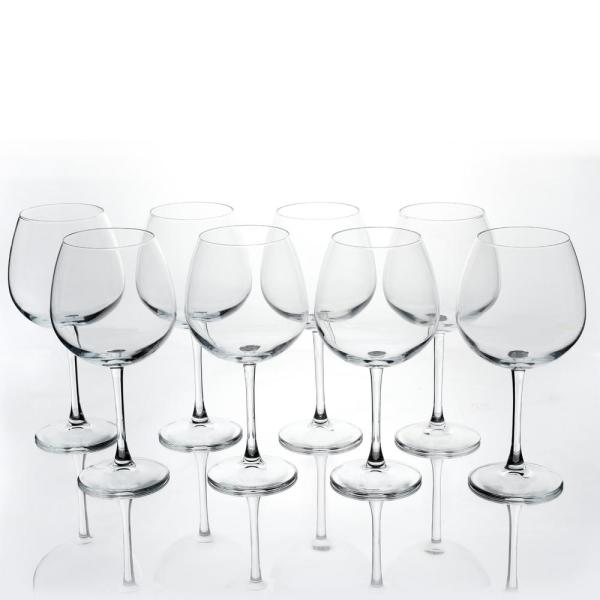 Pasabahce 8-Pack Enoteca 19.3 fl. oz. Red Wine Glass