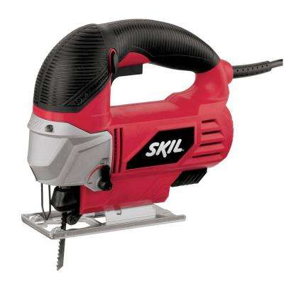 5.5 Amp Corded Electric Variable Speed Orbital Jig Saw