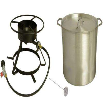 Coastal Outdoor Boiling Cooker Package