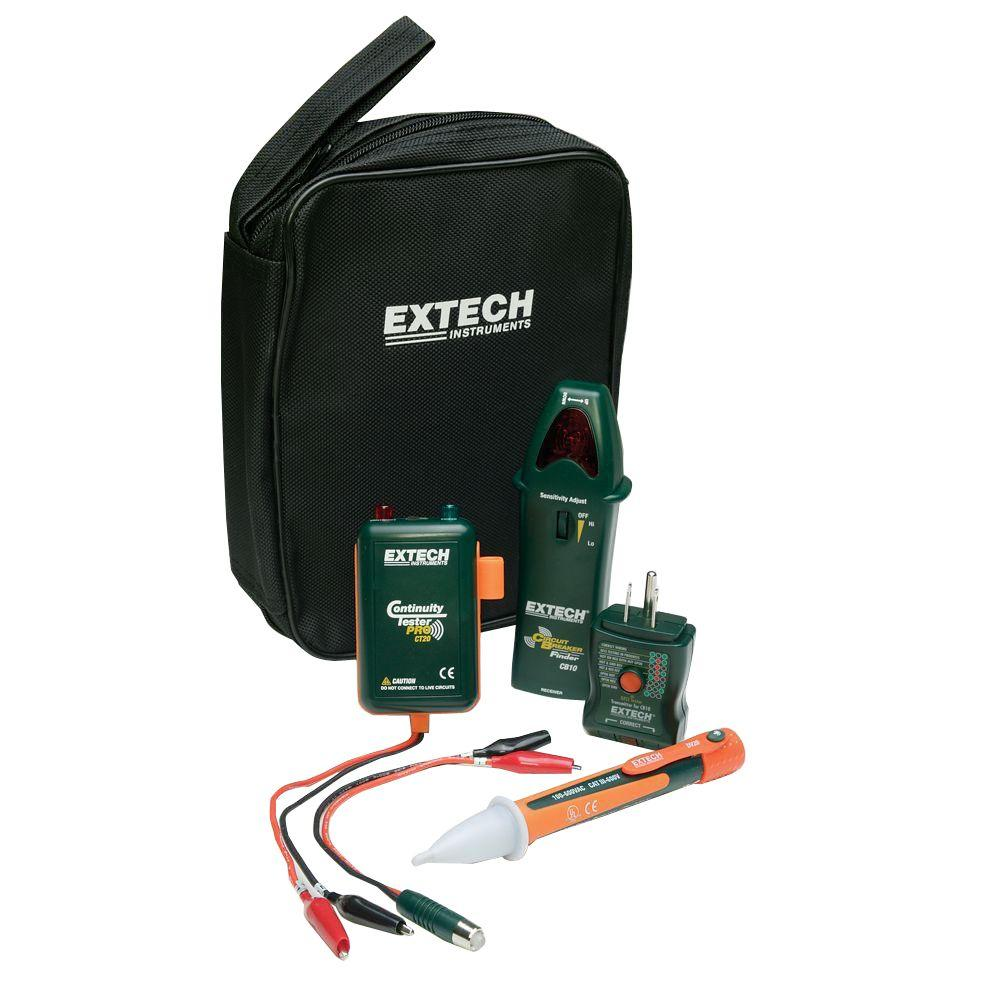 Extech Instruments Electrical Troubleshooting Kit