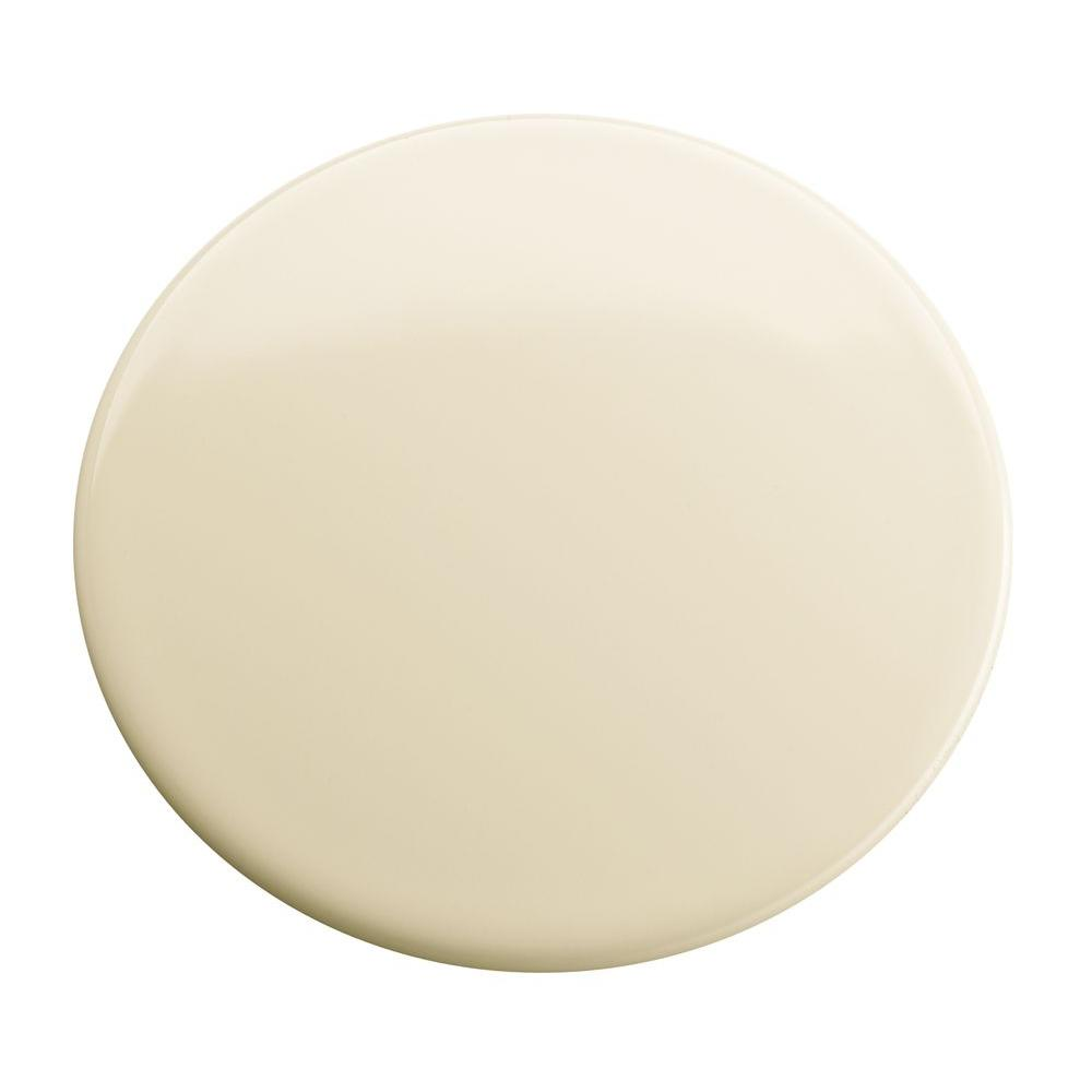 1-3/4 in. sink-hole cover in almond-k-8830-47 - the home depot