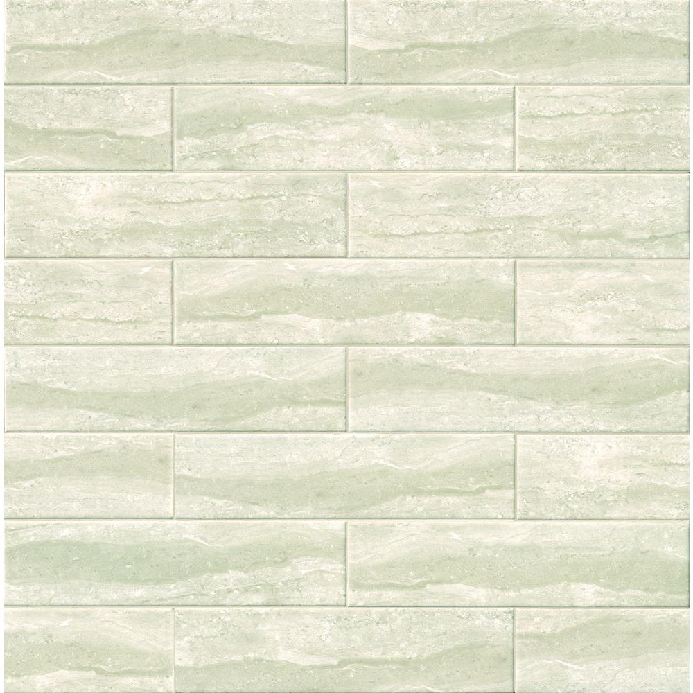 MSI Adella Viso Calacatta 12 in. x 24 in. Glazed Ceramic Wall Tile ...