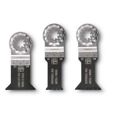 E-Cut Universal Blade Combo (3-Pack)