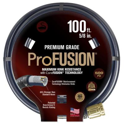 ProFUSION 5/8 in. x 100 ft. Heavy-Duty Hose with CoreFUSION