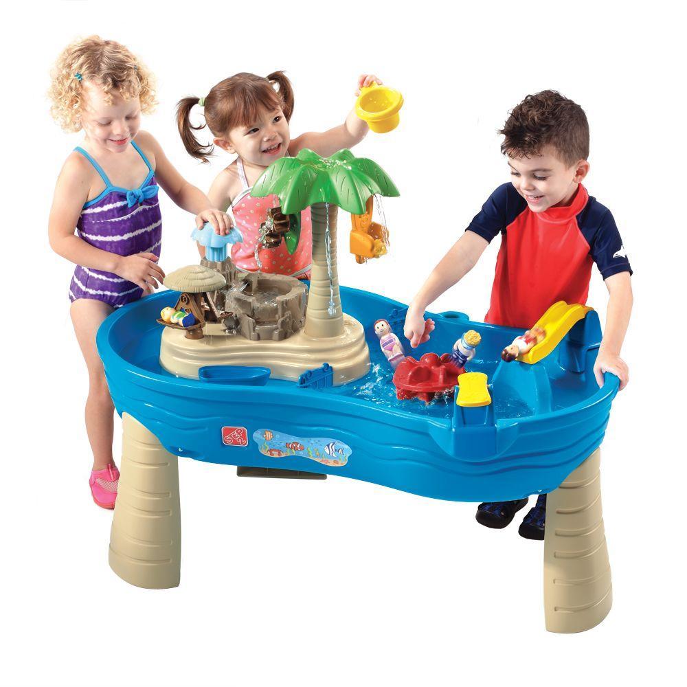 null Tropical Island Resort Play Set