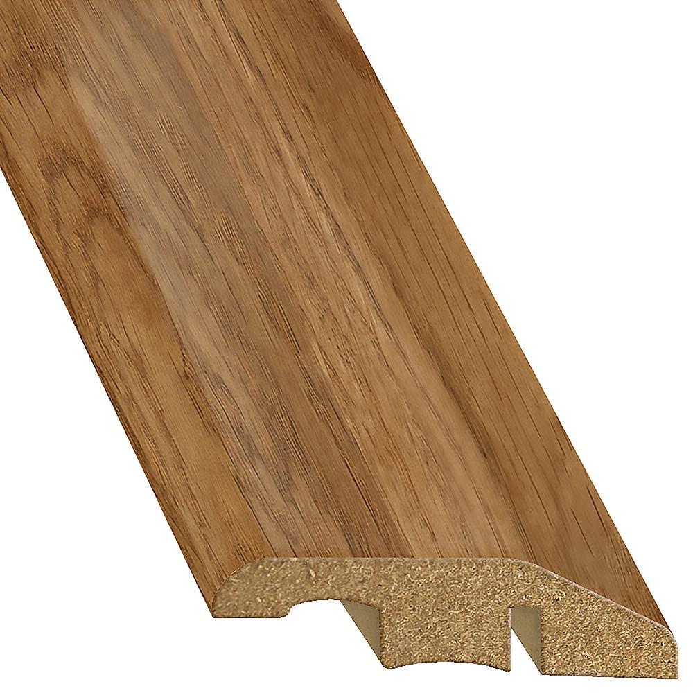 Oak Almond 1/2 in. T x 1-3/4 in. W x 94-1/4 in. L Laminate Multi-Purpose Reducer Molding