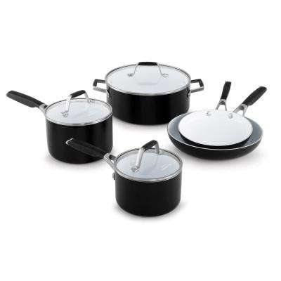 Select Ceramic Nonstick Cookware Set (8-Piece)