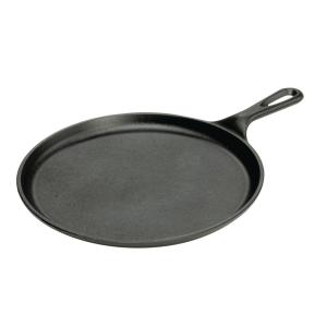 Lodge 10.5 inch Round Cast Iron Griddle by Lodge