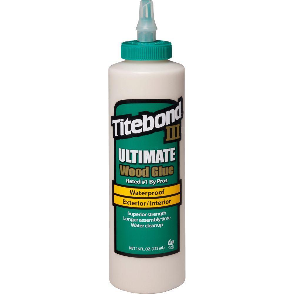 Titebond III 16 oz. Ultimate Wood Glue