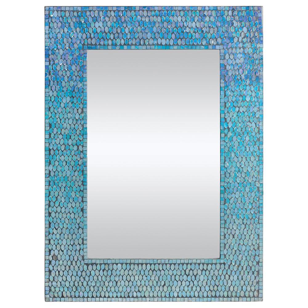 Catarina 23 in. H x 31 in. W Rectangular Mirror