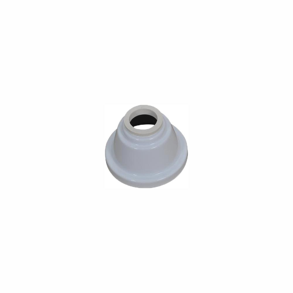 Home Decorators Collection Marshlands LED 52 in. White Coupling Cover
