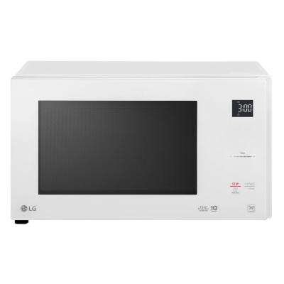 NeoChef 1.5 cu. ft. Countertop Microwave in White