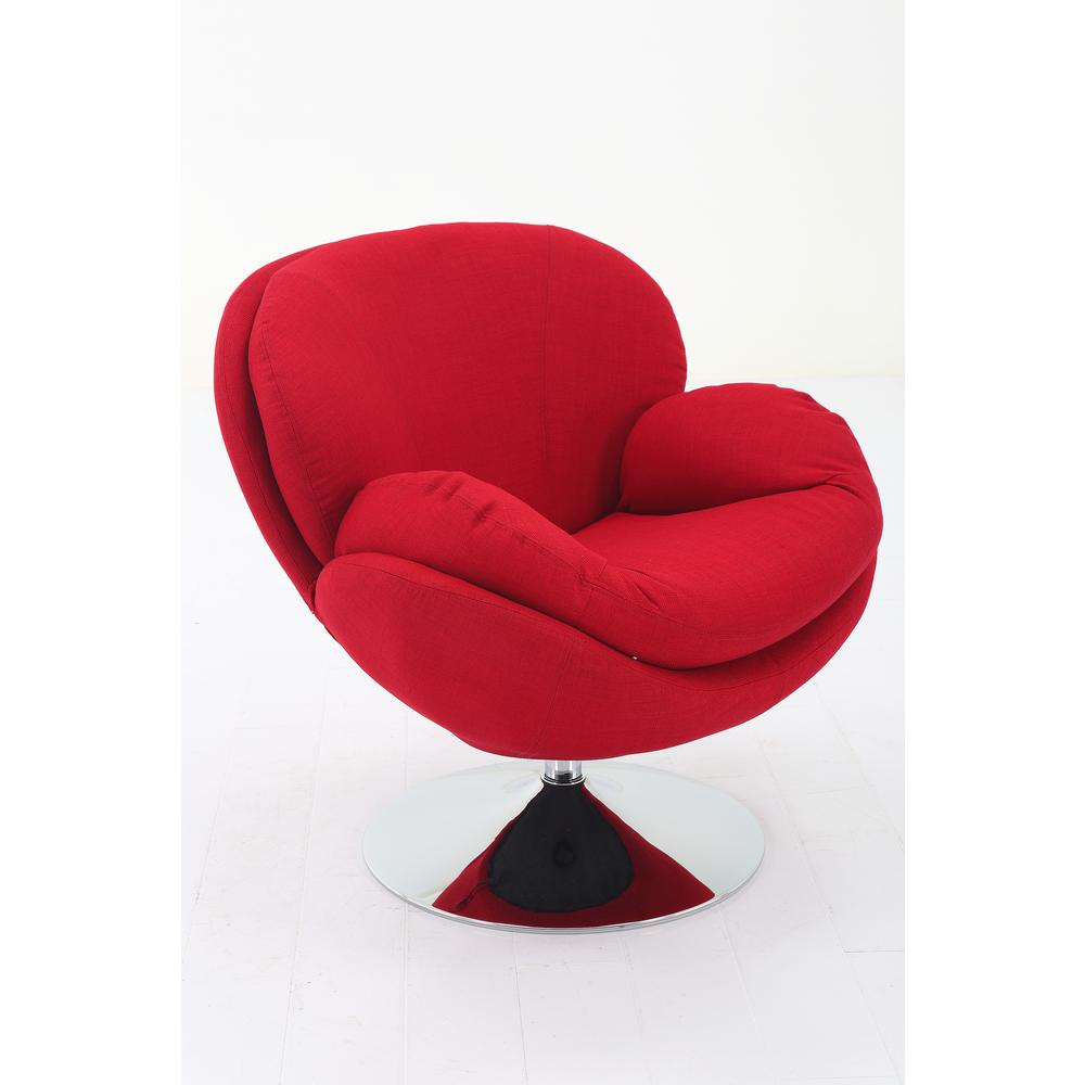 Mac Motion Chairs Comfort Chair Scoop Red Fabric Leisure Chair Mac Motion Chairs Comfort Chair Scoop Red Fabric Leisure Chair.