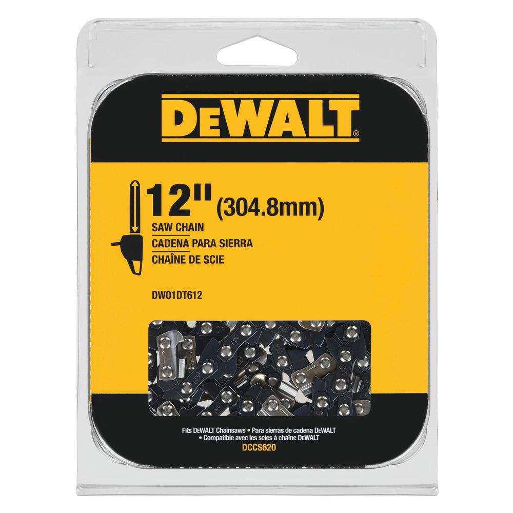 DEWALT 12 in. Chainsaw Chain 45 Link