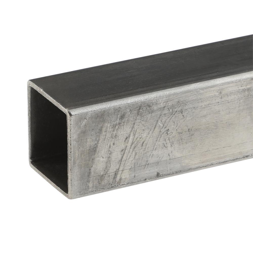 "1/"" x 1/"" x 0.12 Steel Mechanical Square Tube 11 ga. x 48 inches"
