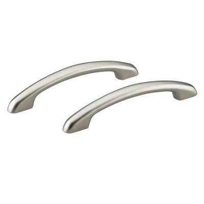 Waterscape Hand Grip Rails in Vibrant Brushed Nickel