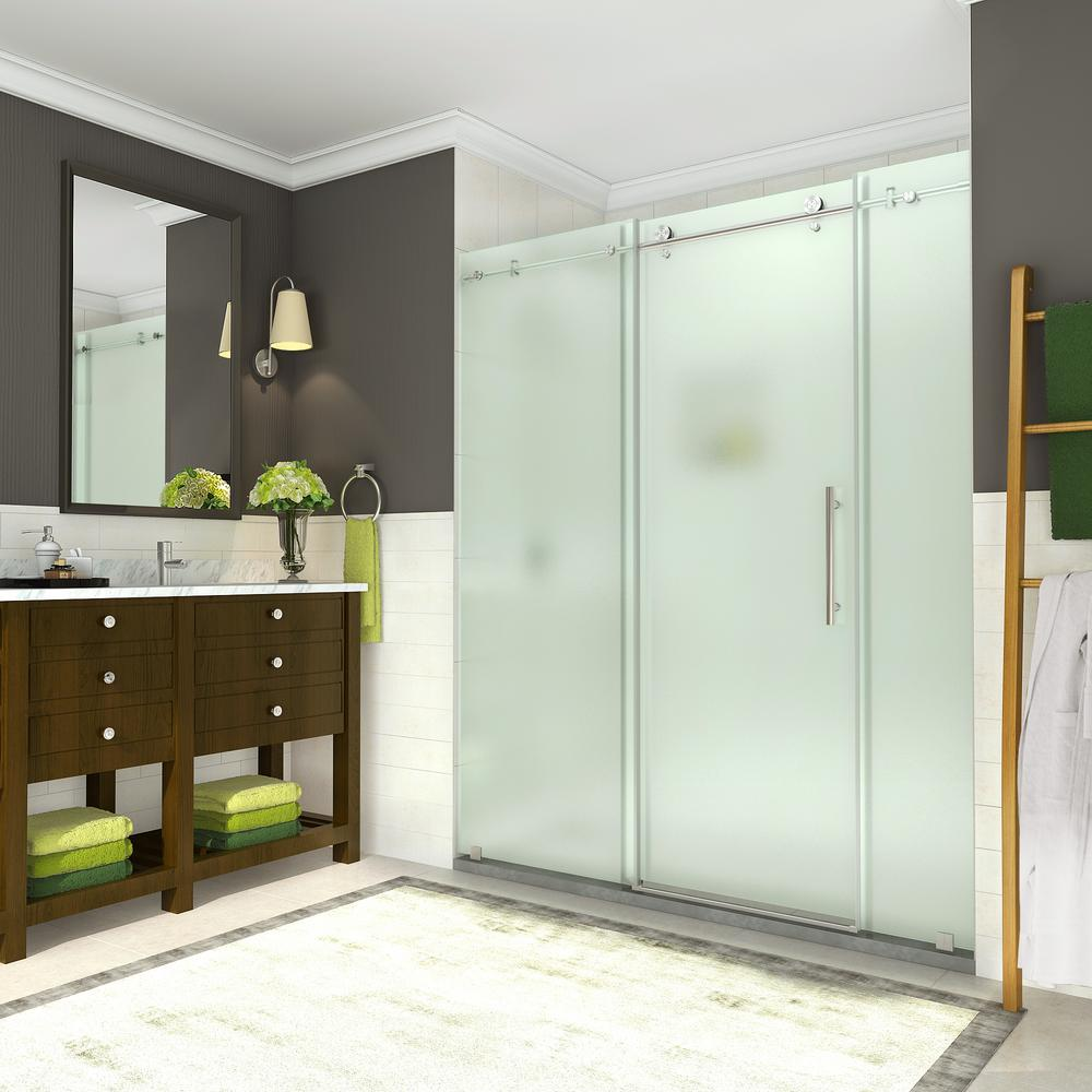 Aston Coraline 68 72 In X 76 In Completely Frameless