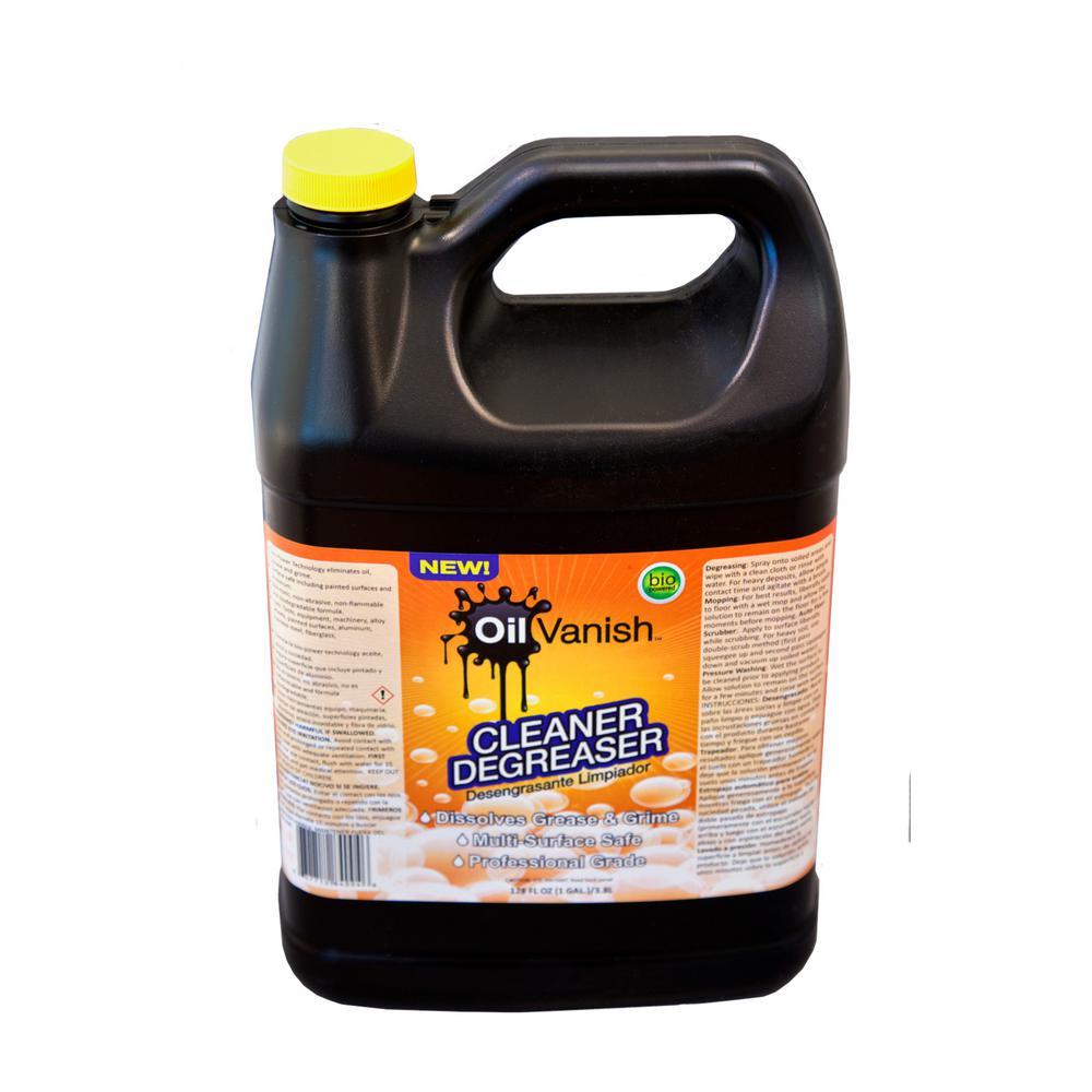 1 gal. Oil Vanish Cleaner Degreaser