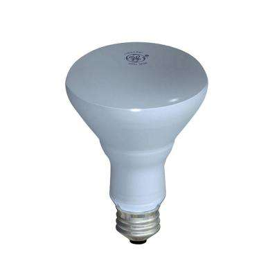 65-Watt Incandescent BR30 Reveal Flood Light Bulb (2-Pack)