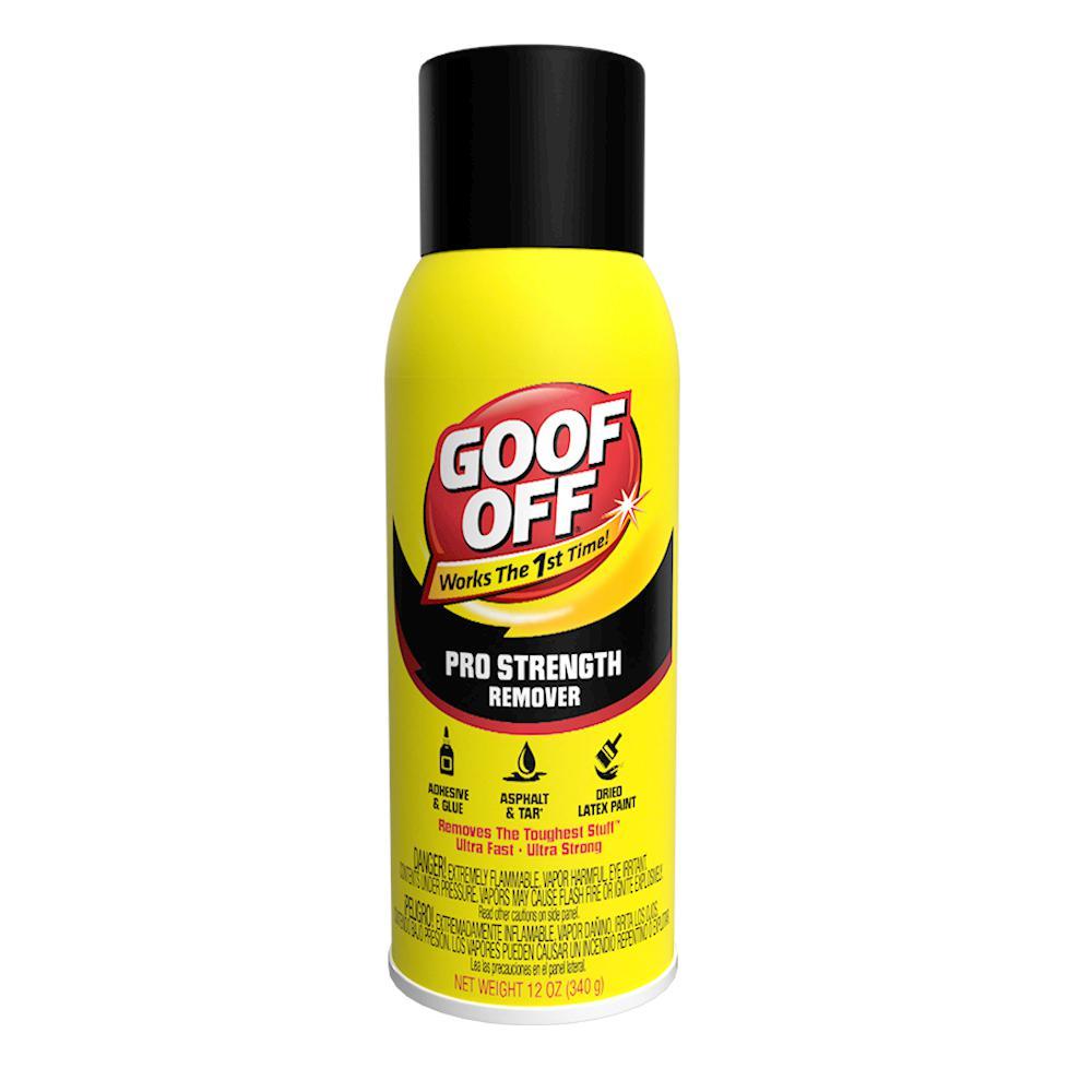 Goof Off 12 oz. Professional Strength Aerosol Remover