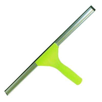 16 in. Window Squeegee Plastic Handle with Connect and Clean Locking System