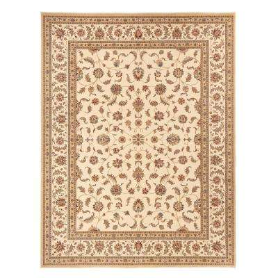 Maggie Cream 2 ft. x 7 ft. Runner Rug