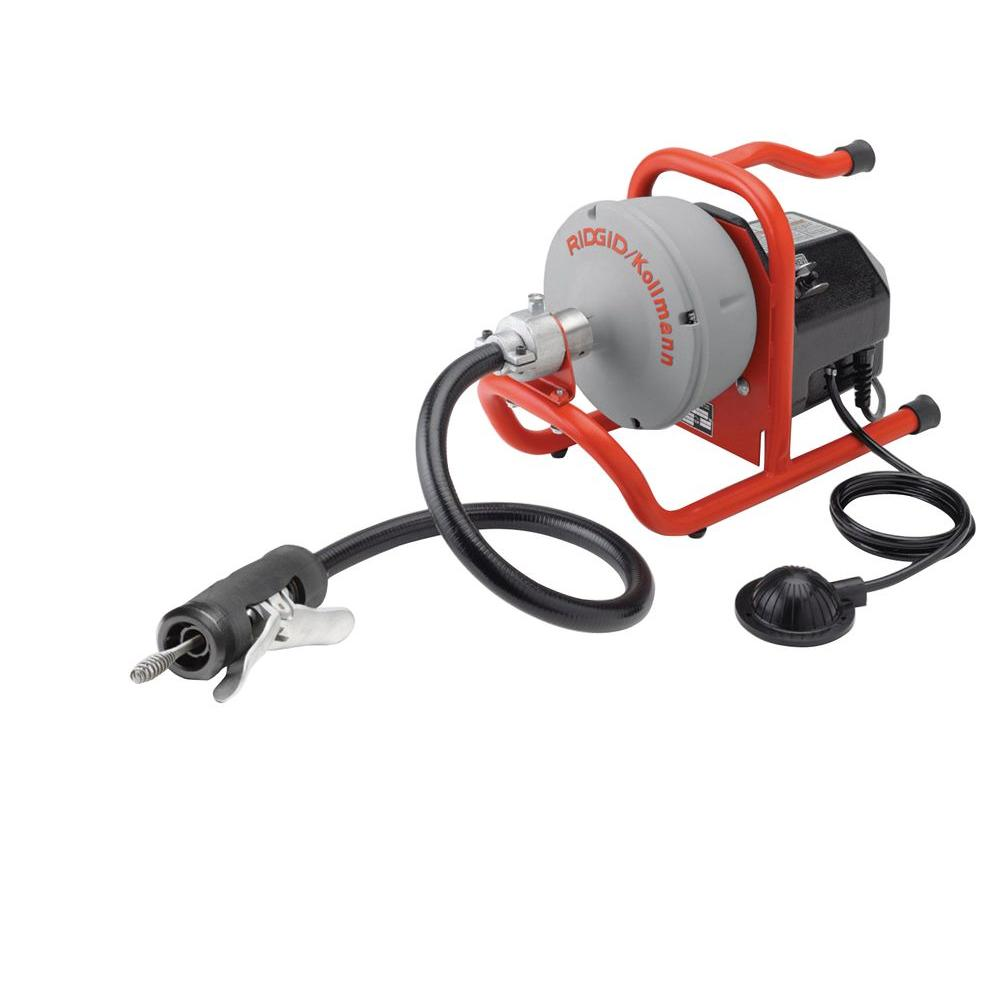 115-Volt K-40AF AUTOFEED Drain Cleaning Machine with C-13 5/16 in. Inner