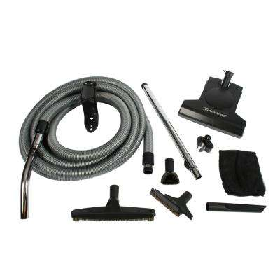 Attachment Kit with Turbocat and 50 ft. Hose for Central Vacuums