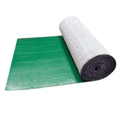 VentiLayer - 3 ft. x 33.4 ft. x 7/32 in. Basement Floor Underlayment for Extreme Moisture Protection