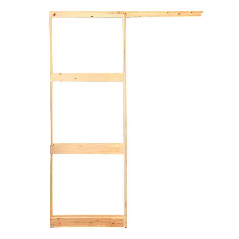 henry pocket frames 30 in. Wood Pocket Door Frame Standard-30s150 ...