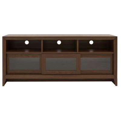 Hickory Modern TV Stand with Storage for TVs Up to 60 in.