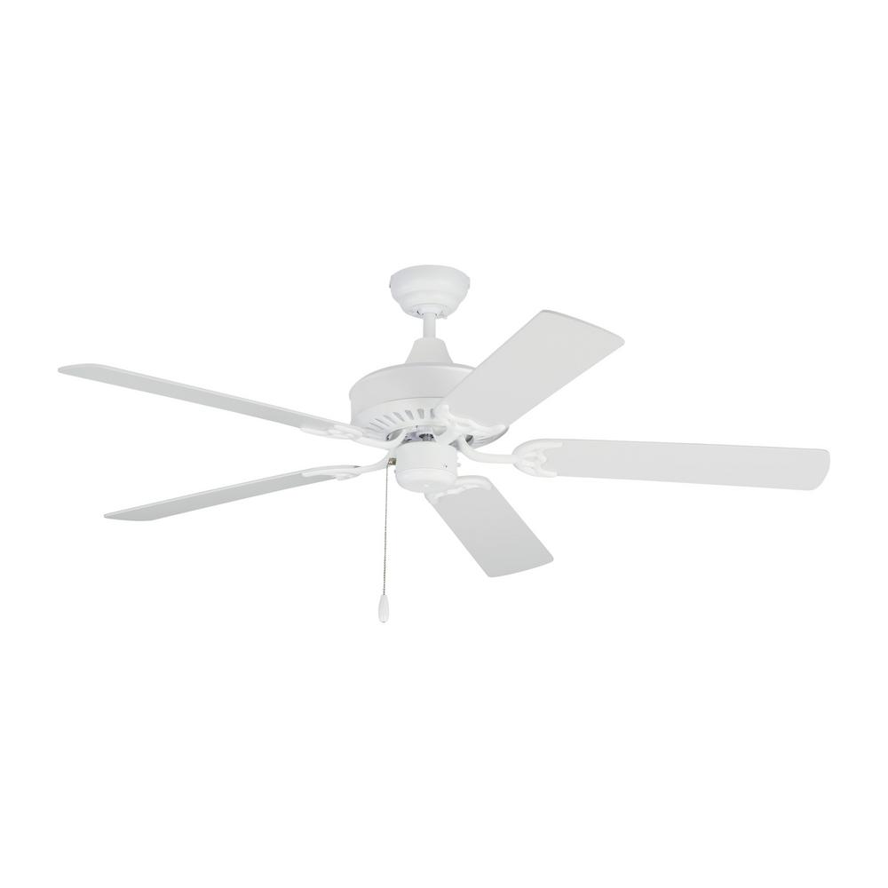 Monte Carlo Haven 52 in. Outdoor Matte White Ceiling Fan was $148.0 now $95.98 (35.0% off)