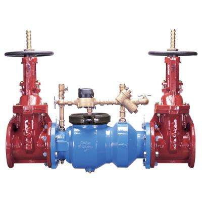 2-1/2 in. Double Check Detector Backflow Preventer